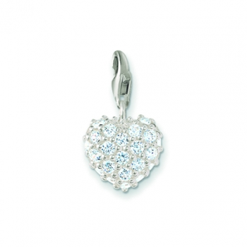 Thomas Sabo Glitzerherz 0019-051-14