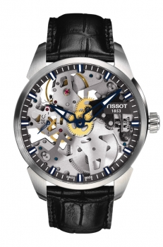 TISSOT T-COMPLICATION SQUELETTE MECHANICAL T070.405.16.411.00