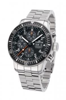 B-42 Official Cosmonauts Chronograph 638.10.11 M